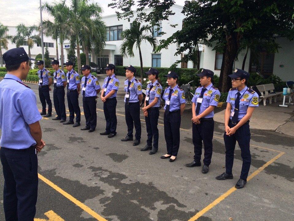 Bảo Vệ Yuki Sepre 24, Dịch vụ Bảo vệ Nhà Máy